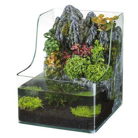 eco friendly water garden flower pot water fountain fish