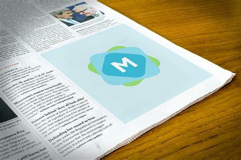 quarter page newspaper ad mockup mockup templates
