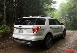 Ford Explorer Platinum 2016 Ford Explorer Platinum Discovering The Great