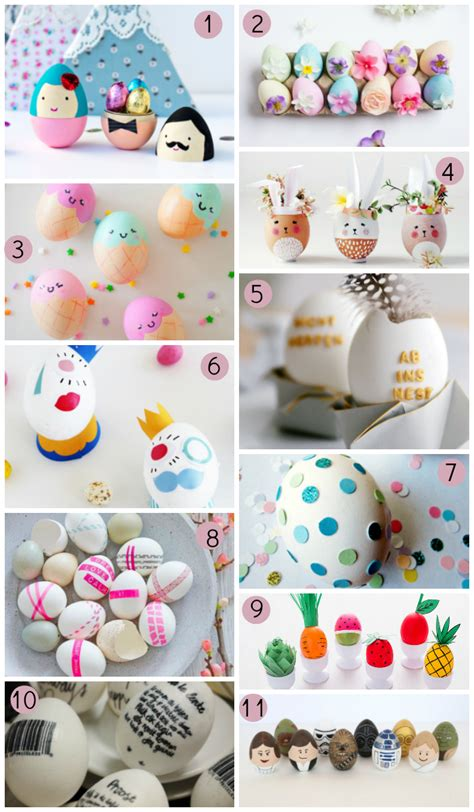 como decorar huevos de pascua con chocolate 11 ideas para decorar huevos de pascua blog f de fifi