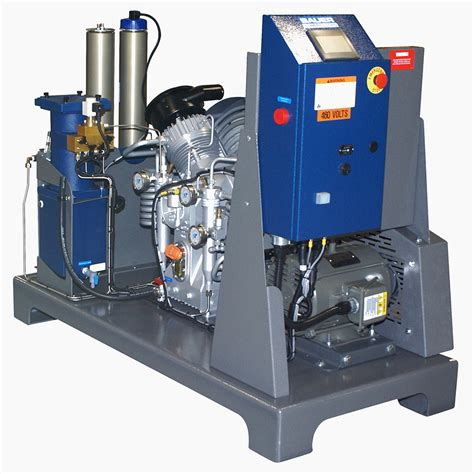 breathing air compressor system basic package