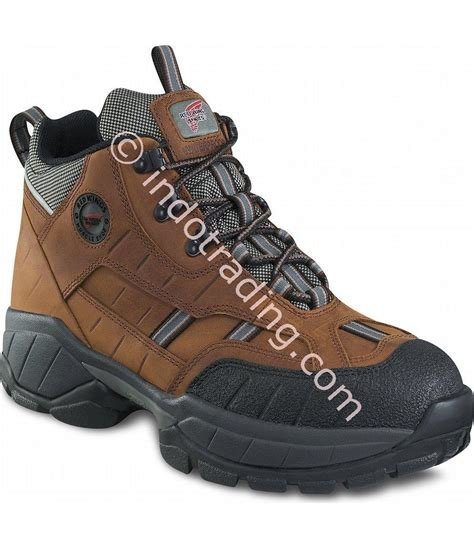 Sepatu Safety Kickers Glove sell safety shoes wing 6668 from indonesia by planet