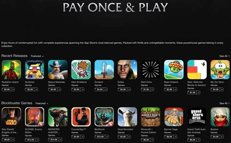 apple promotes games   app purchases  app store