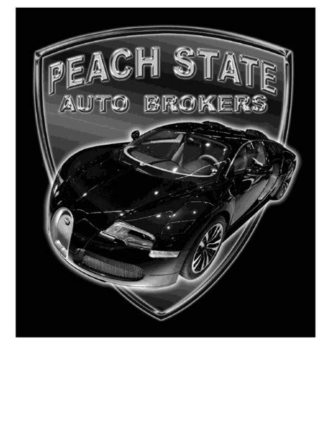 peach state auto brokers marietta ga read consumer reviews browse    cars  sale