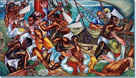 african american art themes the mutiny on the amistad 1939
