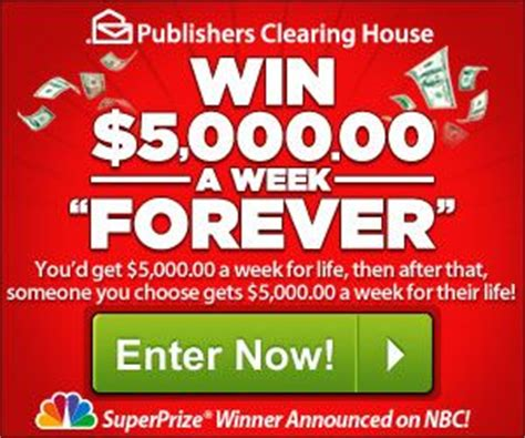 Enter Publishers Clearing House Sweepstakes - how to win publishers clearing house sweepstakes 28 images and the winner is find