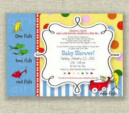 one fish two fish baby shower invitations theruntime