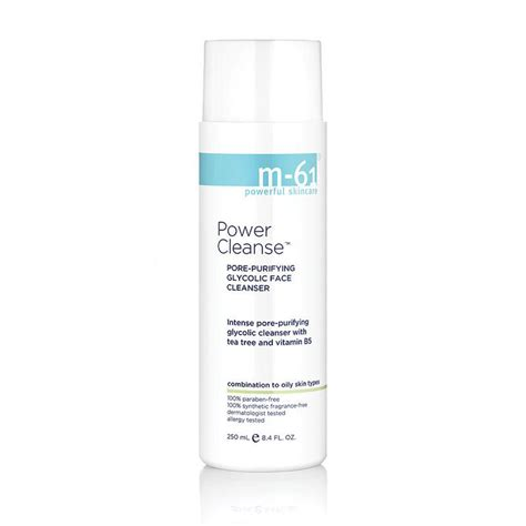 Power Flush Detox by Power Cleanse M 61 Powerful Skincare