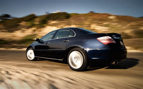 2009 acura rl review 2009 acura rl drive motor trend