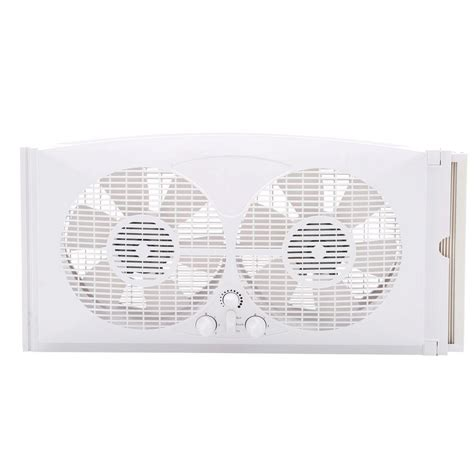 window exhaust fan home depot 9 in window fan fw23 a1 the home depot