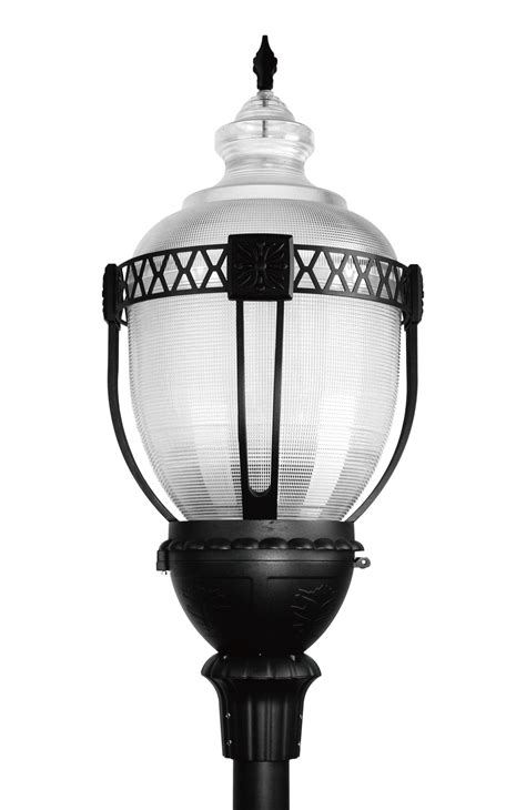 L Post Lighting Fixtures Led Pt 630 Series Led Post Top Acorn Light Fixtures Americana Post Top Acorn Luminaire