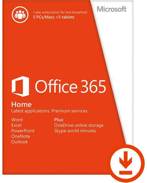 Microsoft Office 365 Home Premium microsoft office 365 home premium precios ofertas y descuentos