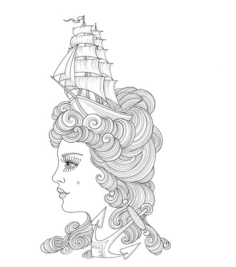 odyssey coloring book a sea coloring journey books color odyssey a creative coloring journey coloring book