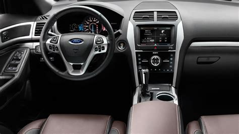 ford explorer sport overview price