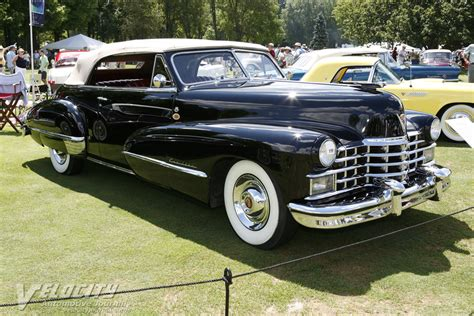 1947 cadillac convertible picture of 1947 cadillac series 62 convertible coupe