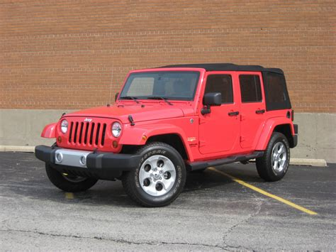 Soft Top For 2013 Jeep Wrangler Unlimited Test Drive 2013 Jeep Wrangler Unlimited Quot Quot The