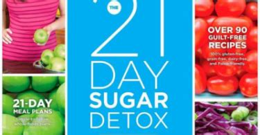 21 Day Sugar Detox Ebook by Blood Pressure Protocol Review David