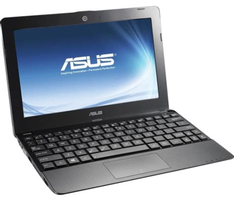 Notebook Asus 10 Inch Second asus introduces the 1015e notebook for 299 rebirth of