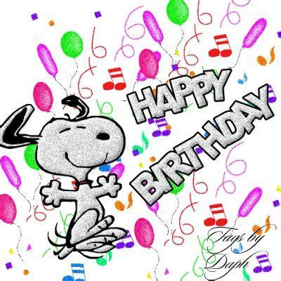 happy birthday images snoopy snoopy wishes you a very happy birthday ツ happy