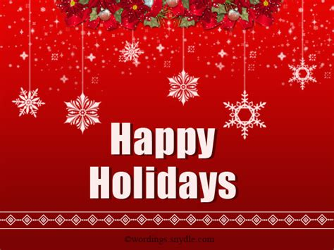 Holiday Gift Card Slogans - image gallery holiday cards happy