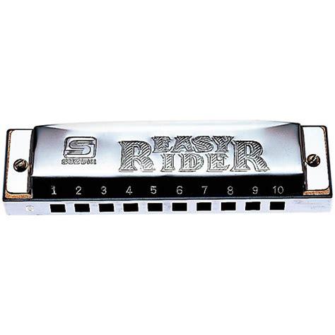 Harmonica Easy Rider suzuki easy rider harmonica c musician s friend