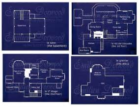 halliwell manor blueprints flickr photo sharing