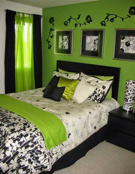 Hiasan Rumah Hiasan Dinding Bunga Nuansa Hijau 13 desain kamar tidur warna hijau tosca rumah impian