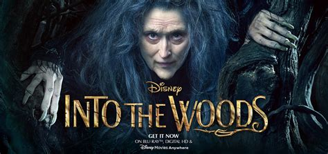 into the woods into the woods disney