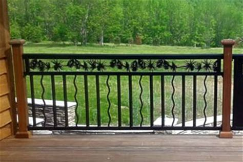 Decorative Deck Balusters Decorative Baluster Railing Deck Stairs Balcony