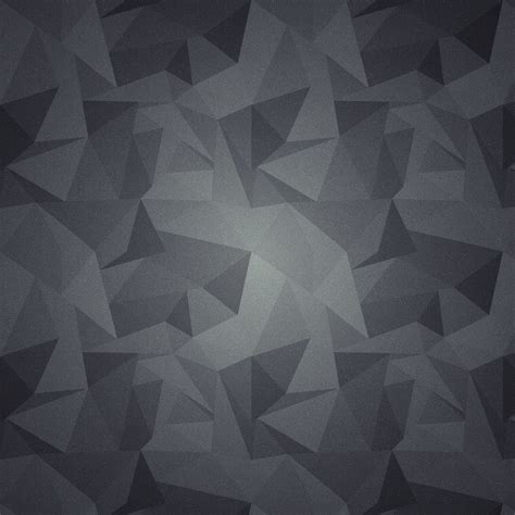 Abstract Triangles Pattern iPad Wallpaper HD   New iPad