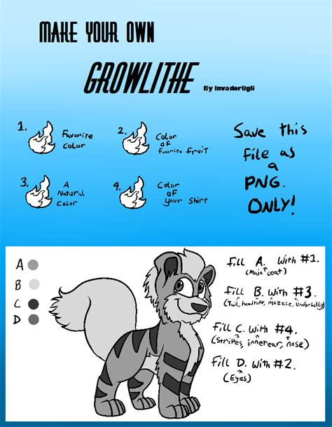 Create Your Own Meme Comic - make your own growlithe meme by mochifries on deviantart
