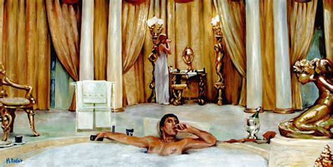 scarface bathtub scene scarface i work hard for this i want you to know that