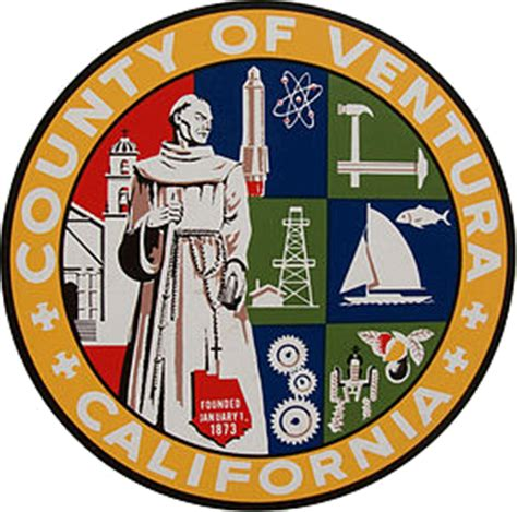 Ventura County Records Archivo Seal Of Ventura County California Png La Enciclopedia Libre