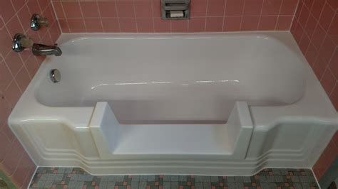 bathtub conversion to shower tub to shower conversion new finish llc