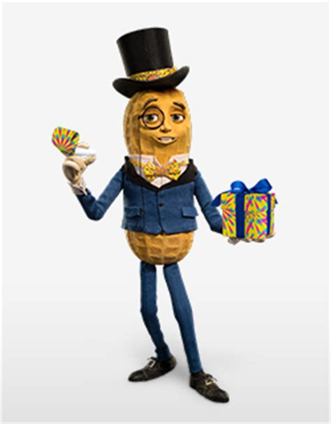Planters Mr Peanut by Planters Through The Years
