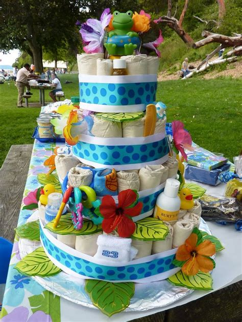 best 25 luau baby showers ideas on bridal