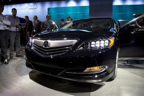 Most Powerful Awd Cars by 2014 Acura Rlx Sport Hybrid Sh Awd The Most Powerful And