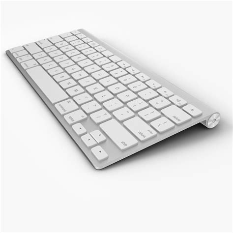 Keyboard Wireless Mac 3dsmax apple wireless keyboard