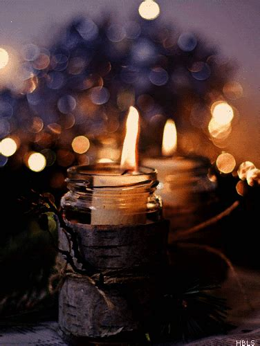 beautiful candle animated gif pics  animations