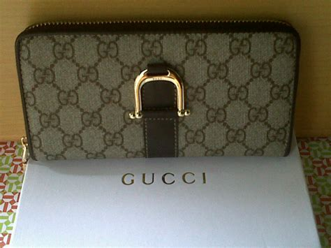 Dompet Gucci Waterproof Import shop dompet wanita import gucci kw1 kanvas hermes murberry coach hpo dompet