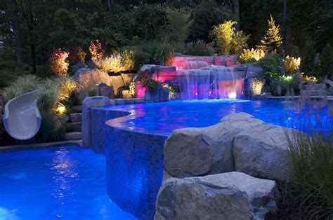 designer pools custom swimming pool spa design ideas outdoor indoor nj