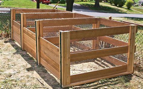 how to make the ultimate compost bin organic gardening hwmgg how will my garden grow