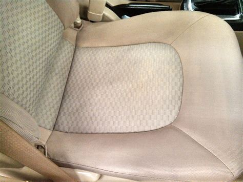 Rug Doctor On Car Seats by Steam Cleaning Car Seats Car Auto Detailing