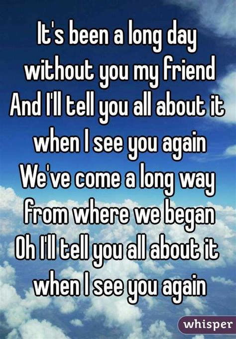 charlie puth when i see you again lyrics quot see you again quot by charlie puth and wiz khalifa but i