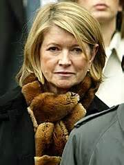 why did house go to prison martha stewart jail time