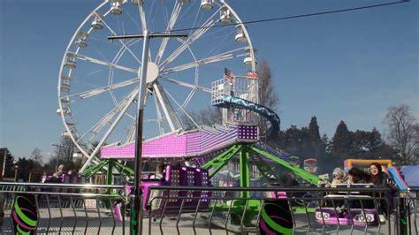 theme park leicester billy bates fun fair abbey park leicester 2016 1080p