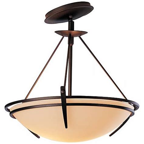 Sloped Ceiling Light Fixtures Presidio Tryne Bronze 16 1 2 Quot Wide Slope Mount Ceiling Light 23882 Ls Plus