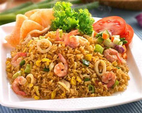 membuat nasi goreng dengan bahan seadanya peluang usaha nasi goreng seafood dan analisa usahanya