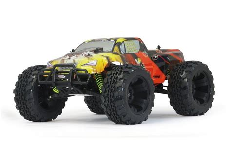 jamara rc monstertruck 187 tiger ep 2 4 ghz 171 otto