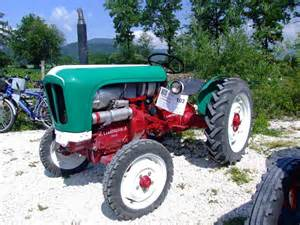 Original Lamborghini Tractor A 1973 Lamborghini Tractor Is On Sale For 9 500